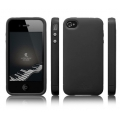 SGP iPhone 4 Case Ultra Silke R Series [Soul Black] (SGP06939)